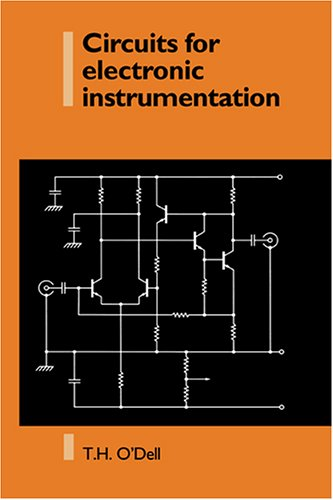 9780521017589: Circuits for Electronic Instrumentation