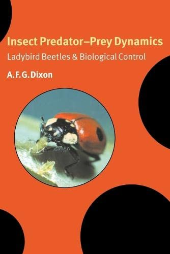 9780521017701: Insect Predator-Prey Dynamics: Ladybird Beetles and Biological Control
