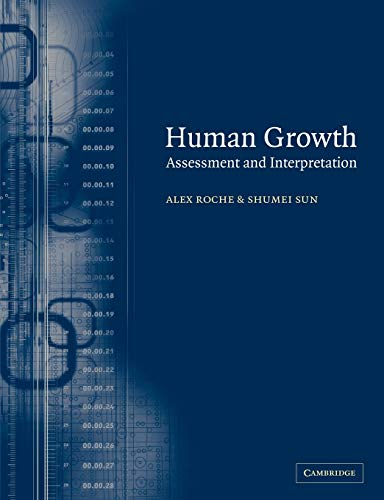 Human Growth Assessments and Interpretation