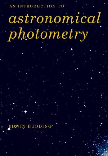 9780521017831: Introduction to Astronomical Photometry
