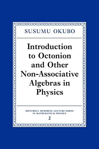 9780521017923: Introduction to Octonion and Other Non-Associative Algebras in Physics