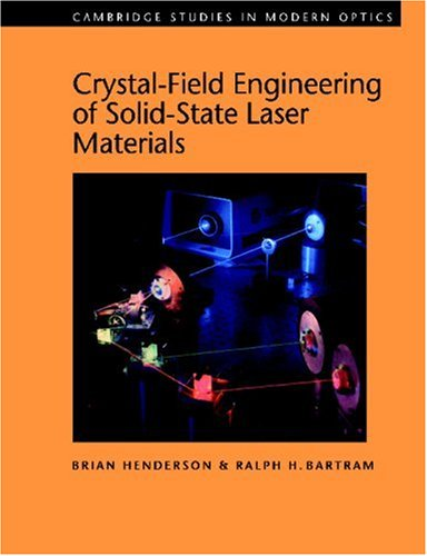 9780521018012: Crystal-Field Engineering of Solid-State Laser Materials