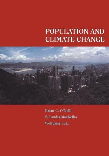 9780521018029: Population and Climate Change