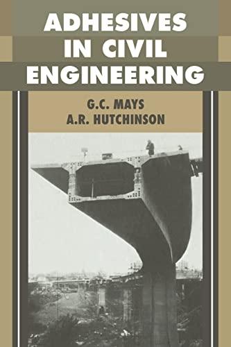 9780521018159: Adhesives in Civil Engineering