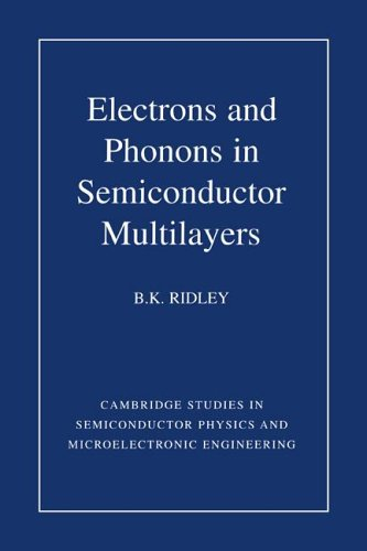 9780521018333: Electrons and Phonons in Semiconductor Multilayers