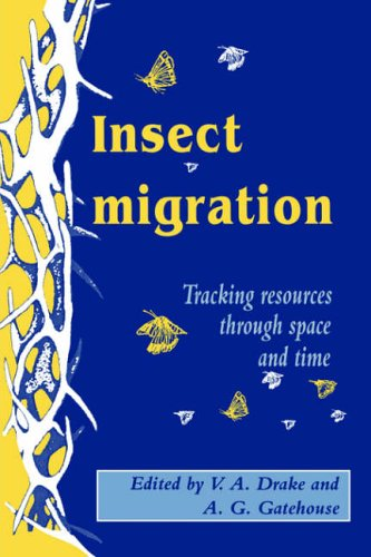 9780521018531: Insect Migration: Tracking Resources through Space and Time