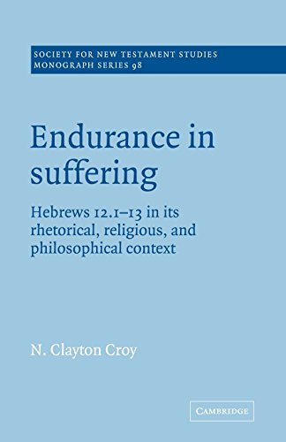 the suffering portrayed in the book of job