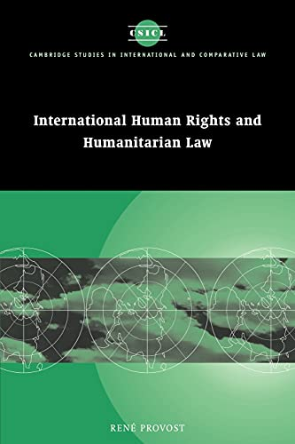 9780521019286: International Human Rights and Humanitarian Law (Cambridge Studies in International and Comparative Law)