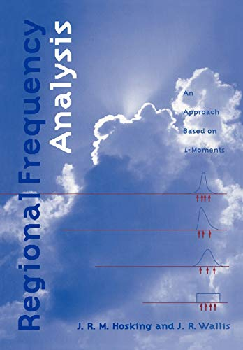 9780521019408: Regional Frequency Analysis: An Approach Based on L-Moments