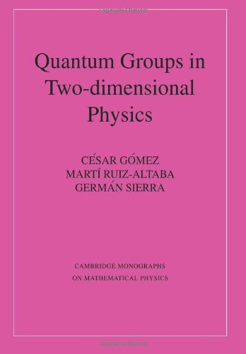9780521020046: Quantum Groups in Two-Dimensional Physics (Cambridge Monographs on Mathematical Physics)