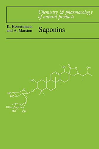 9780521020176: Saponins (Chemistry and Pharmacology of Natural Products)