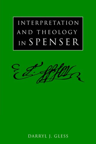 9780521020299: Interpretation and Theology in Spenser