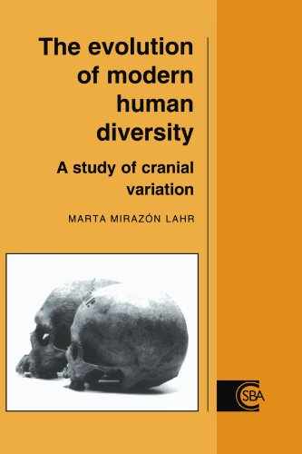 9780521020312: The Evolution of Modern Human Diversity: A Study of Cranial Variation (Cambridge Studies in Biological and Evolutionary Anthropology)