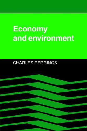 9780521020763: Economy and Environment: A Theoretical Essay on the Interdependence of Economic and Environmental Systems