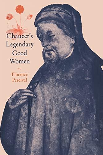 9780521020824: Chaucer's Legendary Good Women (Cambridge Studies in Medieval Literature)