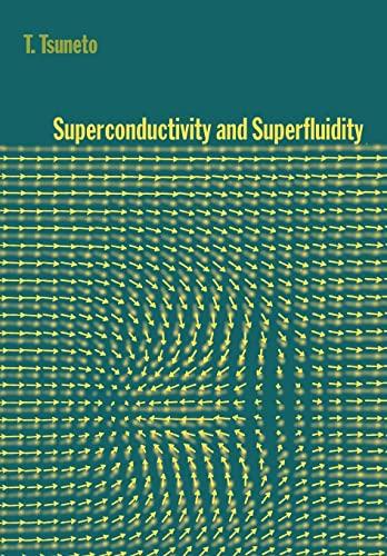 9780521020930: Superconductivity and Superfluidity