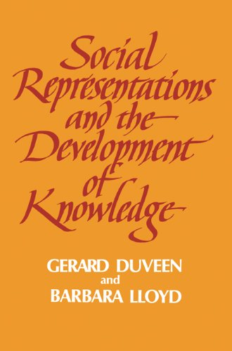 9780521021036: Social Representations and the Development of Knowledge