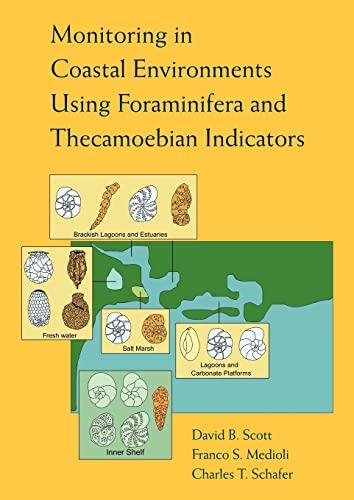 9780521021142: Monitoring in Coastal Environments Using Foraminifera and Thecamoebian Indicators