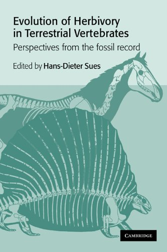 9780521021197: Evolution of Herbivory in Terrestrial Vertebrates: Perspectives from the Fossil Record