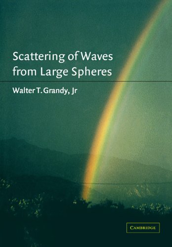 9780521021241: Scattering of Waves from Large Spheres