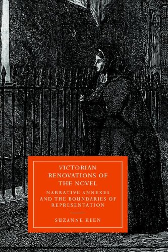 9780521021470: Victorian Renovations of the Novel: Narrative Annexes and the Boundaries of Representation (Cambridge Studies in Nineteenth-Century Literature and Culture)