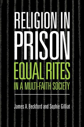 9780521021531: Religion in Prison: 'Equal Rites' in a Multi-Faith Society