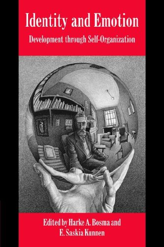 Identity and Emotion: Development Through Self-organization (Paperback)