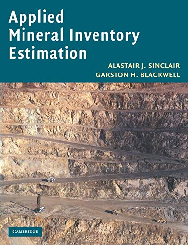 9780521021821: Applied Mineral Inventory Estimatn