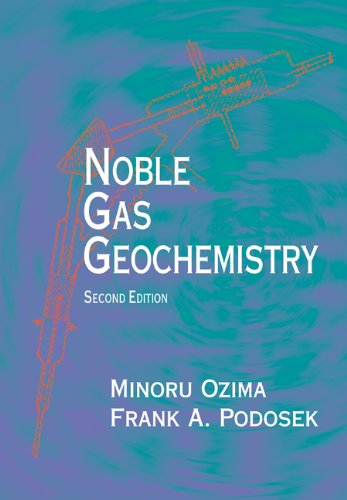 9780521021838: Noble Gas Geochemistry