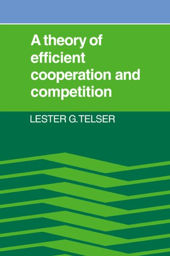 9780521022200: A Theory of Efficient Cooperation and Competition