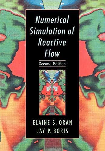 9780521022361: Numerical Simulation of Reactive Flow