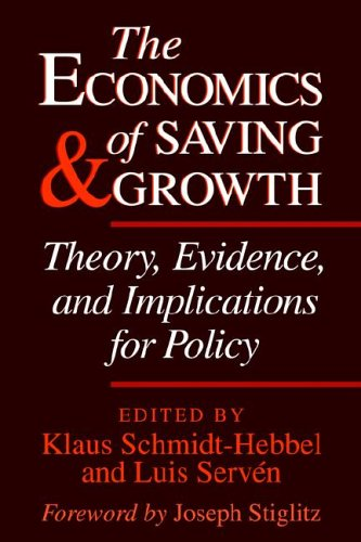 9780521023313: The Economics of Saving and Growth: Theory, Evidence, and Implications for Policy