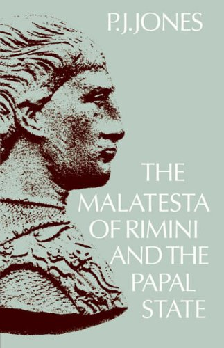 9780521023641: The Malatesta of Rimini and the State