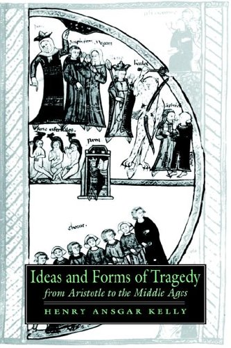 9780521023771: Ideas and Forms of Tragedy from Aristotle to the Middle Ages (Cambridge Studies in Medieval Literature)