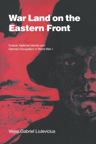War Land On The Eastern Front: Liulevicius, Vejas, G;