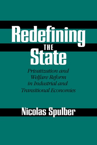 9780521024181: Redefining the State: Privatization and Welfare Reform in Industrial and Transitional Economies