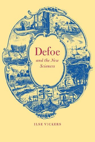9780521024365: Defoe and the New Sciences