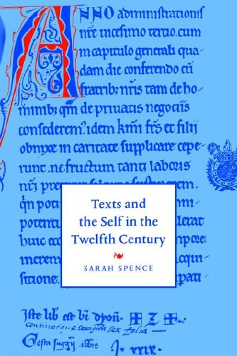 9780521024471: Texts and the Self in the Twelfth Century (Cambridge Studies in Medieval Literature)