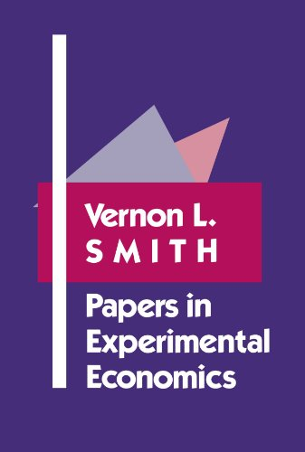 9780521024655: Papers in Experimental Economics