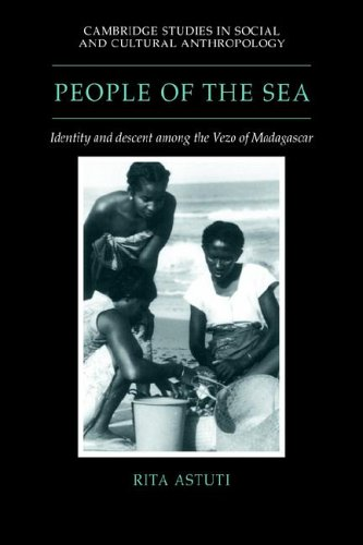 9780521024730: People of the Sea: Identity and Descent among the Vezo of Madagascar (Cambridge Studies in Social and Cultural Anthropology)