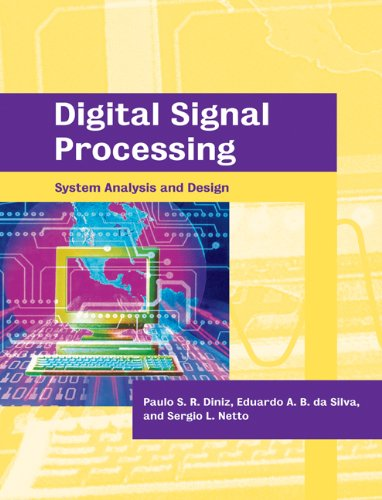 9780521025133: Digital Signal Processing: System Analysis and Design