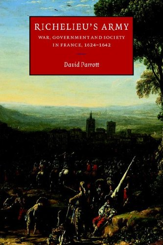 9780521025485: Richelieu's Army (Cambridge Studies in Early Modern History)