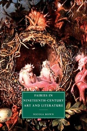 9780521025508: Fairies in Nineteenth-Century Art and Literature