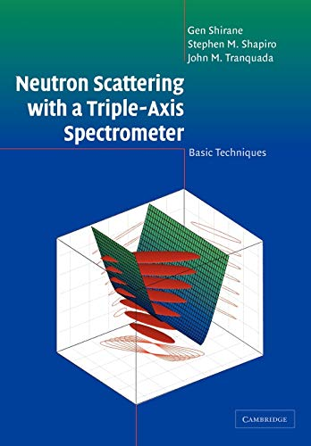 9780521025898: Neutron Scatter Triple-Axis Spectro: Basic Techniques