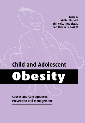 9780521026642: Child and Adolescent Obesity: Causes and Consequences, Prevention and Management