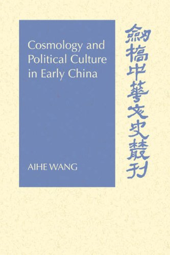 9780521027496: Cosmology and Political Culture in Early China