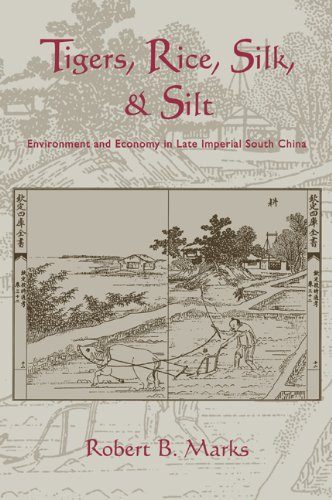 9780521027762: Tigers, Rice, Silk, and Silt: Environment and Economy in Late Imperial South China (Studies in Environment and History)