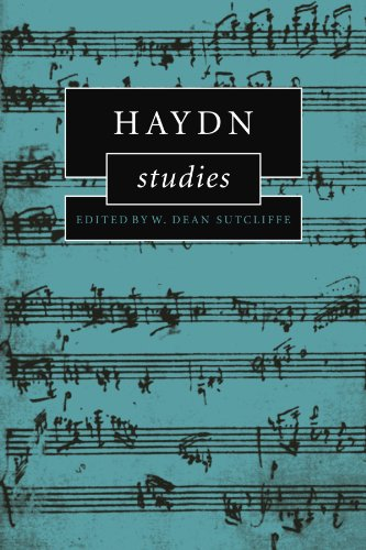 9780521028356: Haydn Studies (Cambridge Composer Studies)
