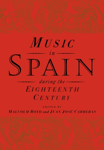 9780521028851: Music in Spain During the 18C