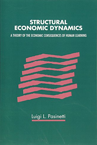 9780521029766: Structural Economic Dynamics